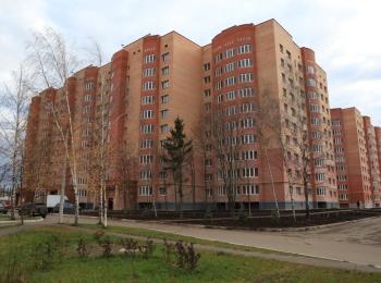 Новостройка ЖК на ул. Механизаторов